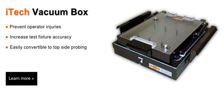 iTech Vacuum Box