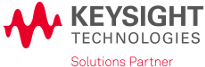 Logo partenaire de solutions Keysight Technologies